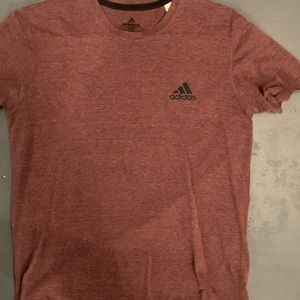 Adidas men's medium short sleeve shirt.